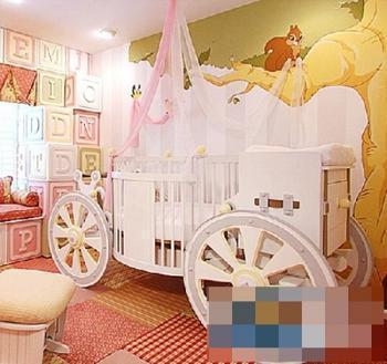 宝宝房间墙绘图片大全