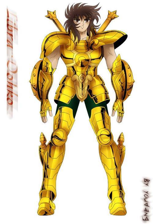 黄金圣斗士童虎