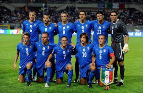 巴西国家男子足球队_意大利国家男子足球队 - 搜狗百科