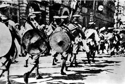北伐战争_全部版本 历史版本  北伐战争相关图片1926年6月, [2]中国共产党向