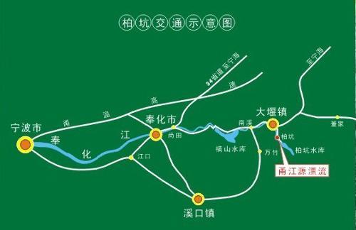 宁波手绘地图电子版