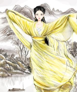 黄衣女子狂�_[1]》杨过和小龙女的后代; 搜搜百科; 记》【黄衫女子】