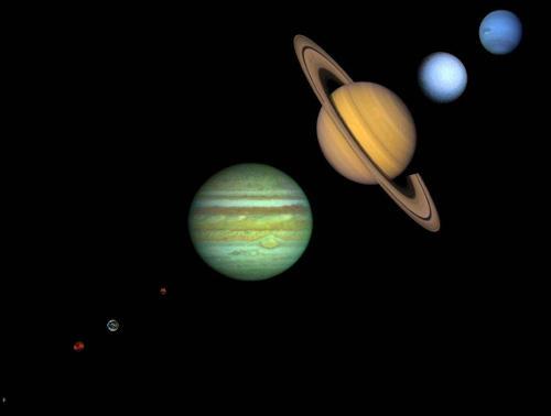 木星(太阳系八大行星之一)