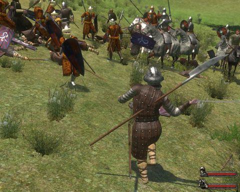 骑马与砍杀西安那儿有学马术的图片