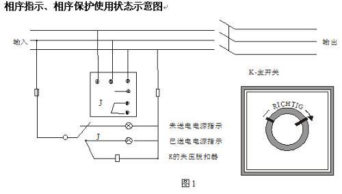 三相异步电动机接线实图