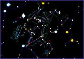 天上的星座----时钟座 - 一蓑烟雨任平生 - 一蓑烟雨任平生的博客