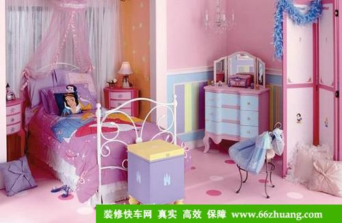 平米-儿童房装修