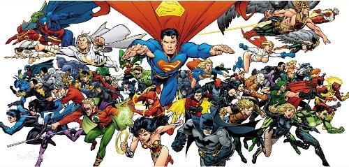 正义联盟(美国DC漫画公司虚构英雄团队) - 搜狗 ...