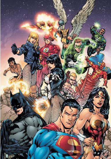 正义联盟(美国DC漫画公司虚构英雄团队) - 搜狗百科