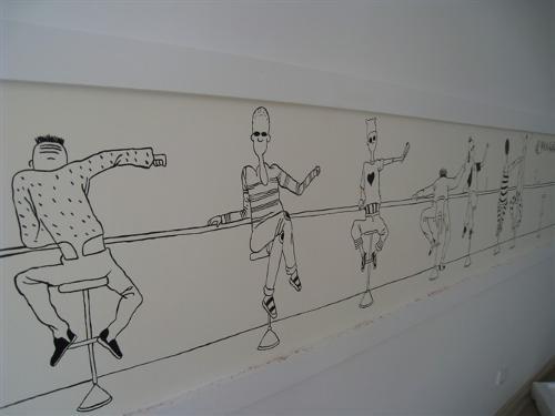手绘墙画 - 搜狗百科