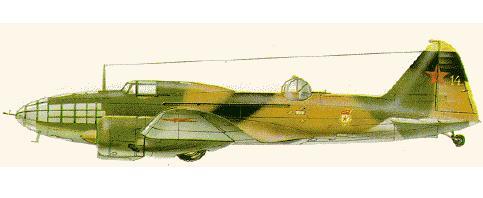 第一改�(9k�9��yd�yil_由db-3发展而来,1942年正式改名为il-4.