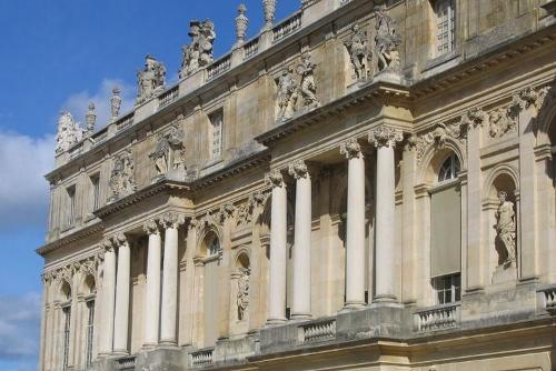 凡尔赛宫外立面