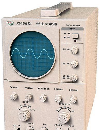 示波器原理_双踪示波器的原理功能方框