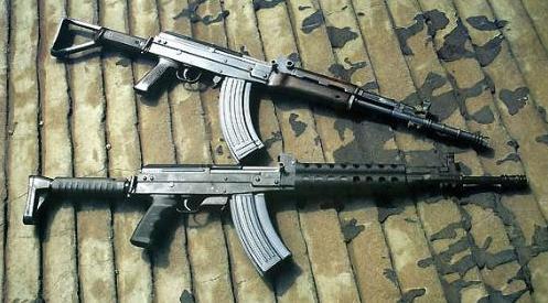 冷锋铺_式自动步枪(又称八一杠)图片