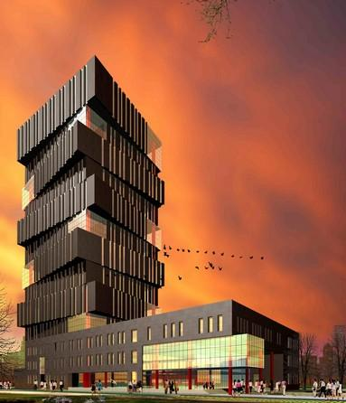 室内设计环境方向建筑学