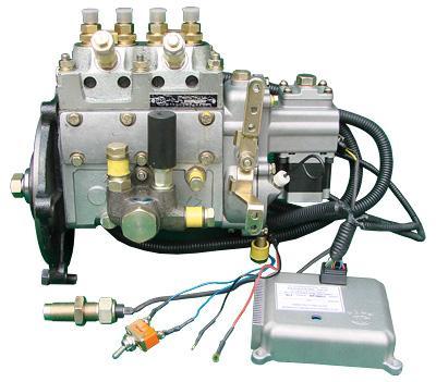 出油阀在弹簧和高压油管中油压的作用下落回阀座,喷油器立即停止喷油.图片