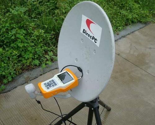 卫星电视接收器_卫星电视