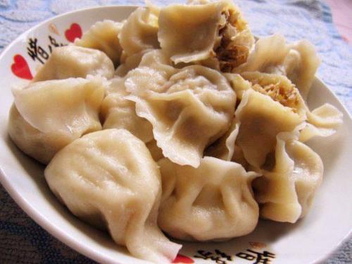 牛排酸菜馅饺子江阴华地附近的猪肉店图片