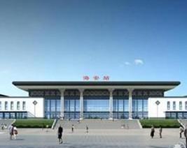 海安县火车站