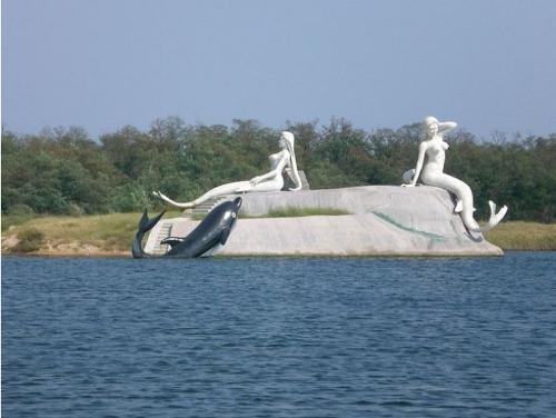 渔岛; 南戴河渔岛; 渔岛