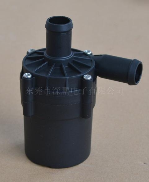 电动汽车水泵高清图片