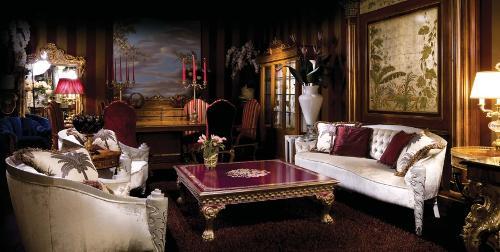 意大利家具品牌埃奇奧·拜洛迪; 德州意大利進口家具,最高端奢華家具圖片