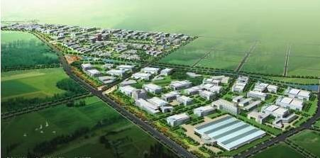 安德中国川菜产业化园区图片
