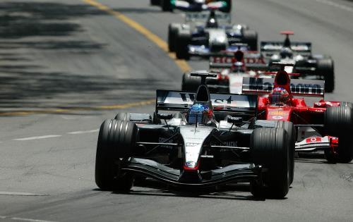 f1方程式赛车