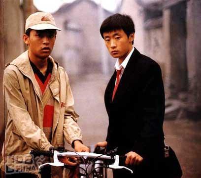 十七岁的天空电影_ending credit 中国内地著名独立电影《十七岁的单车》的电影原声,简