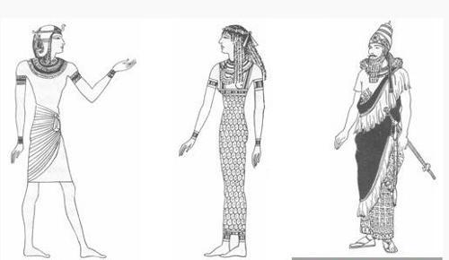 古埃及服装