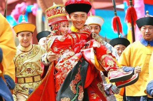 新还珠格格 2011年海陆李晟主演电视剧