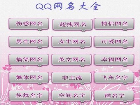 qq网名 - 搜搜百科