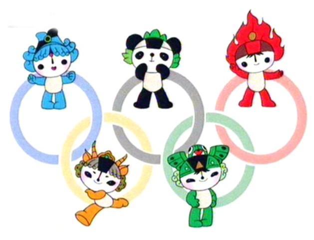 """===========突襲網收集的解決方案如下=========== 解決方案1: 北京奧運會吉祥物由5個""""福娃""""組成:""""福娃歡歡""""以奧運圣火為原型,代表激情。""""福娃晶晶""""的原型是熊貓,來自森林,代表歡樂。""""福娃貝貝""""是魚娃,來自江河湖海,代表繁榮。"""