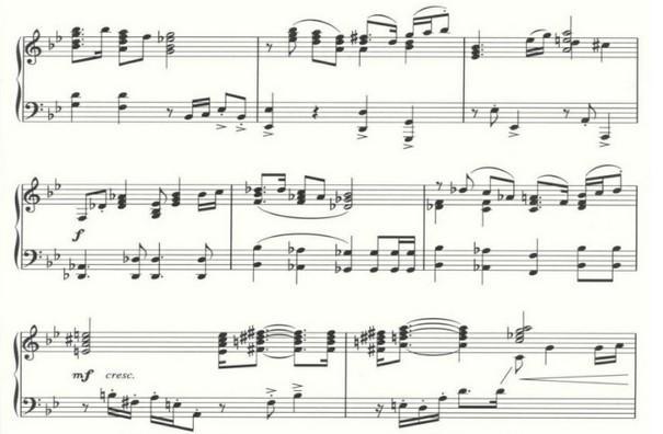 钢琴谱 - 搜搜百科