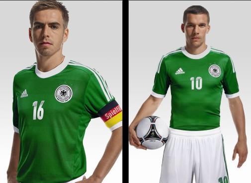 adidas 德国足球队