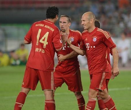 谁知道拜仁的历任主教练图片 26602 457x384