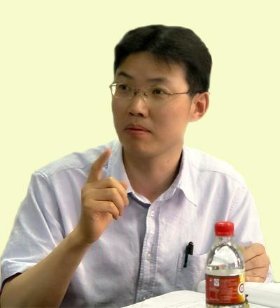 吴刚(华东师范大学教授)图片