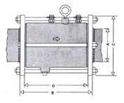动态流量平衡阀结构图图片