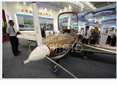 体验小型私人飞机