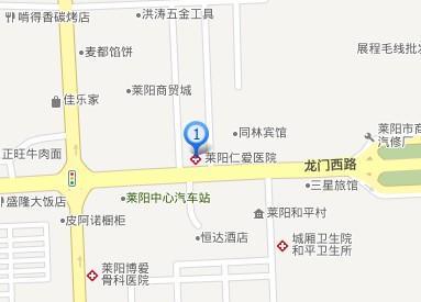 soso地图链接;; 山东烟台莱阳地图;