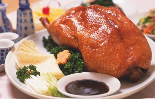 北京鸡和鸭农庄_北京烤鸭