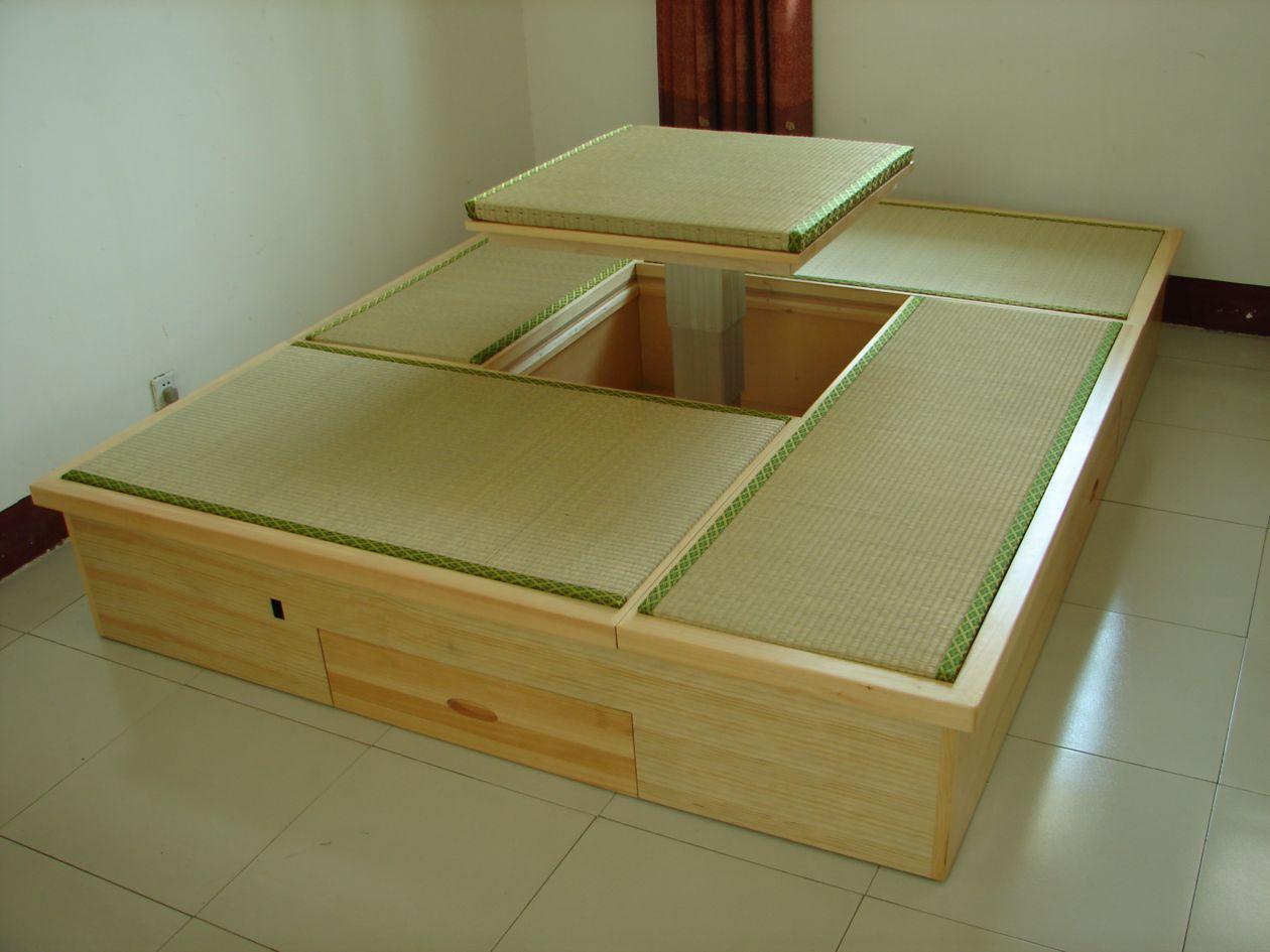 缘和榻榻米升降桌