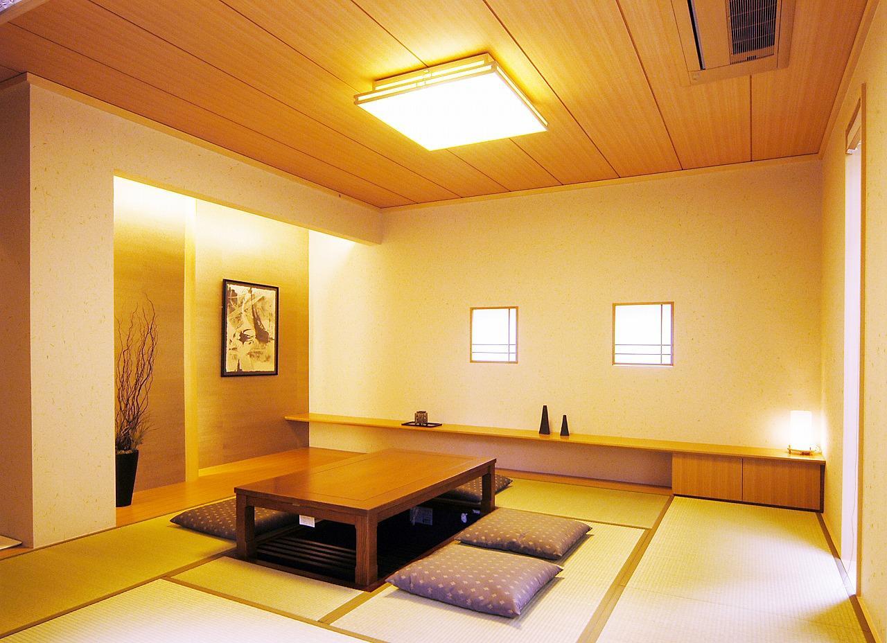 就是日式家居里的常用家具