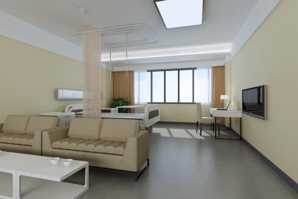 济南军大医院vip病房200平多室内六合无绝对片