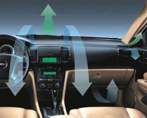 汽车空调原理及维修
