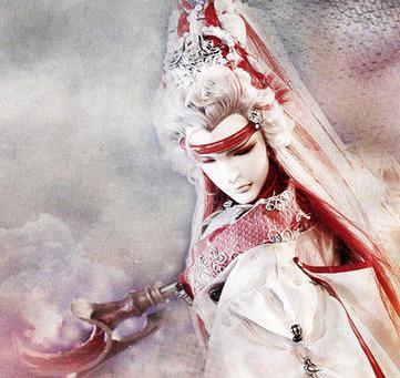 黄泉(霹雳布袋戏人物)