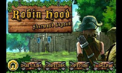 罗宾汉传奇截图   罗宾汉   传奇》是一款融合了RPG要素...