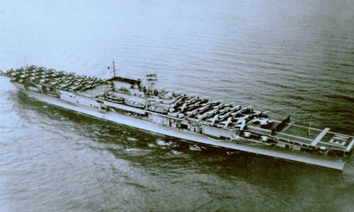 列克星敦级航空母舰