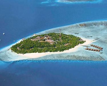 全部版本 历史版本  马尔代夫菲哈后岛度假村位于南马累环礁的西南部.