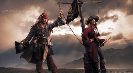 加勒比海盗6 - 搜狗百科